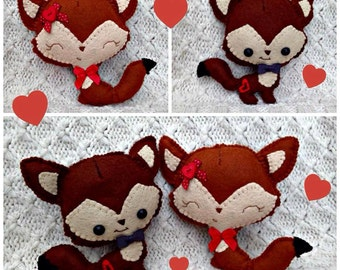 Love Foxes Collectable Set