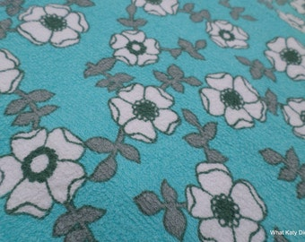 Vintage fabric towelling