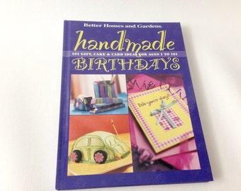 Birthday Idea Book, Birthday Cards, Birthday Cakes, Gifts, Handmade Cards, Handmade Gifts, Birthday Book, Cake Decorating