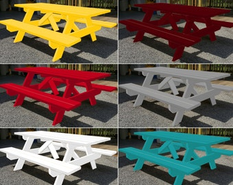 Beautiful Picnic Table made from Treated Pine
