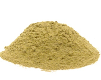 Bay Leaves, Ground Powder - 4oz - Easy to Blend Ground Bay Leaves Essential Herb
