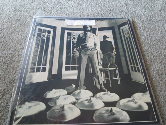 David Jones Personal Collection Record Album - Michael Nesmith - Infinite Rider On The Big Dogma