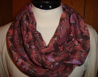 One of a Kind Infinity scarf