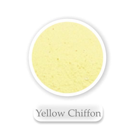 1 Lb. Yellow Chiffon Unity Sand