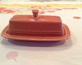 Fiesta Butter Dish
