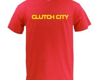 Clutch City - Red