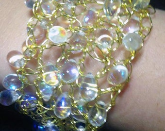 Bubble Bead Bracelet