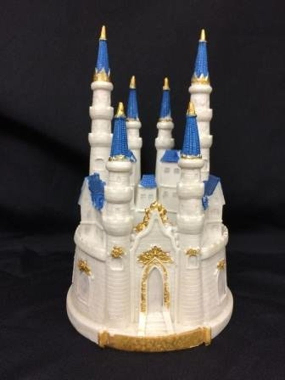 fairy castle wedding cake topper tale castle cake topper castle cake topper princess 14093