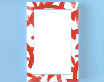 Coral Notepad