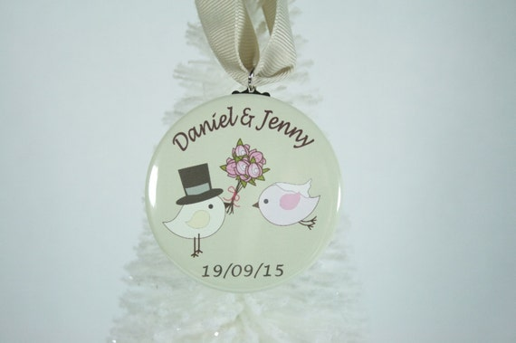 Wedding Gift Ornaments