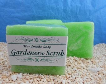 Gardeners Soap Scrub