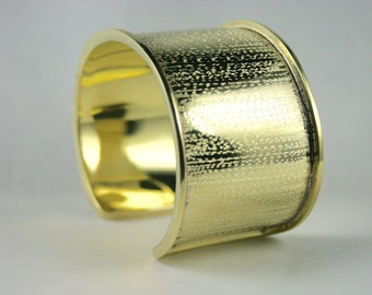 Channel Cuff Bracelet 29mm for Altered Jewelry (1)