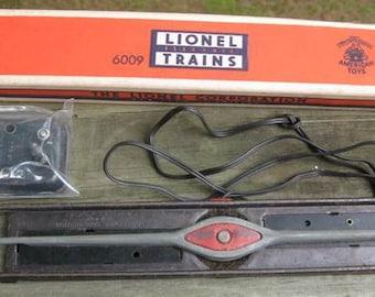 1950s Lionel 027 Train Tracks, no. 6009 Uncoupling Track. 96c Controller and Transformer