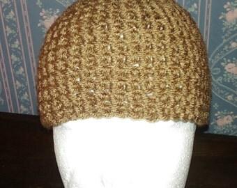 Adult Size Pro-Breastfeeding Handmade Crocheted Boobie Beanie