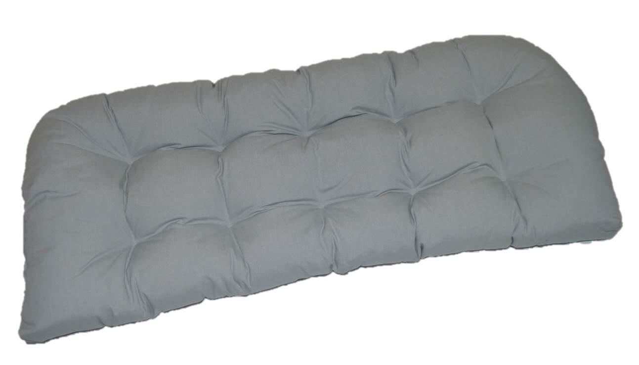 Indoor Outdoor Cushion For Wicker Loveseat Bench Settee