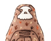 Sloth - Embroidery Kit