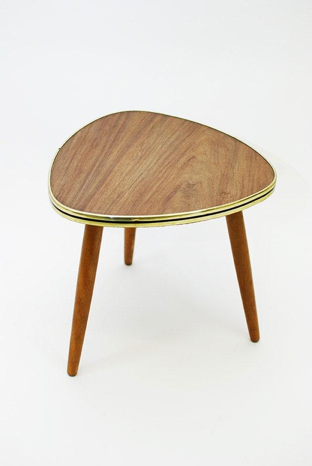 Small table mini laminat 2 haute juice - Petite table haute ...