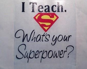 DIY Teacher Decals to Make Your Own Teacher Gifts Teacher Tumbler