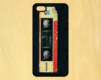 Vintage Cassette Tape iPhone 4/4S 5/5C 6/6+ and Samsung Galaxy S3/S4/S5 Phone Case