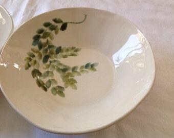 Vintage Pottery Barn Bowls