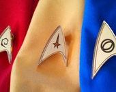 Star Trek Combadge Pin