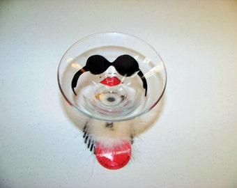 Lolita Martini Glass Almost Famous