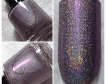FINAL STOCK--Funkytown Holographic Nail Polish