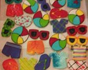 Beach Sugar Cookies