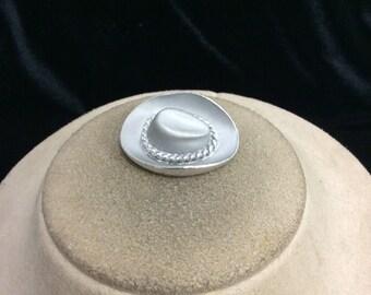 Vintage Silvertone Hat Pin