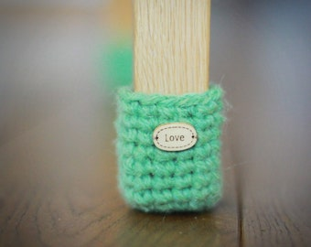 Chair leg covers, chair socks, floor protector, housewares, home decor idea, furniture cover, stool legs protector