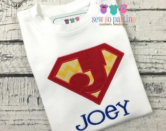 Boy Superhero Shirt - Super Hero Shirt - Super Hero Outfit Baby - Baby boy gift - Personalized Boy Clothes - Baby Boy Clothes - superhero