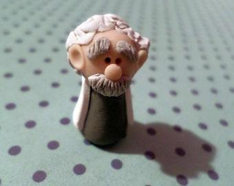 Mini Einstein - Polymer Clay