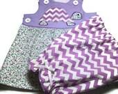 Baby Girl Clothes - Baby Summer Outfit - Baby Pantaloon Set - Baby girl Suntop and Pantaloons