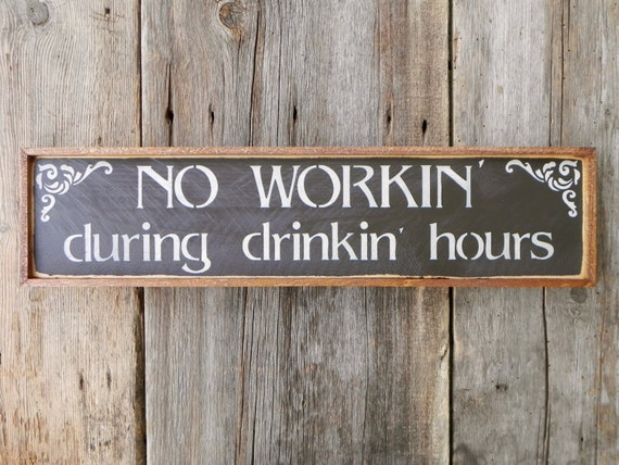 Beer Sign Funny Beer Sayings Bar Signs And Decor Home Bar