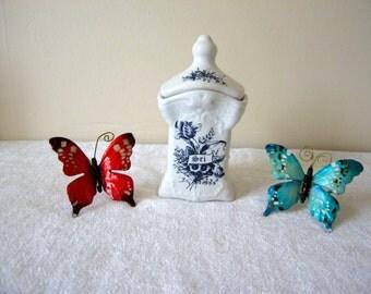 Bleu de delft etsy - Entrepot ceramique decor ...