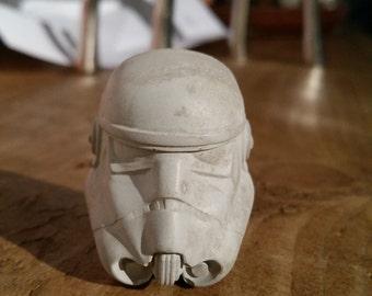 Star Wars Stormtrooper Storm Trooper Cement Concrete Magnet Fridge Magnet