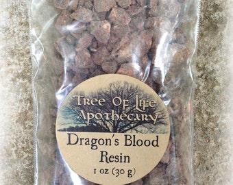 Dragon's Blood Resin 30 g. (1 oz.) bag