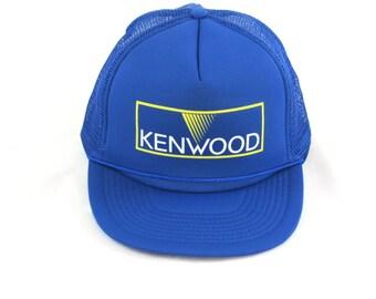 Vintage Kenwood Hi-Fi Snapback Hat