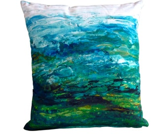 Grace | Art Cushion | Throw Pillow