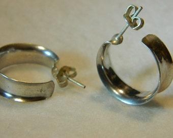 Vintage Sterling Earrings