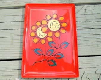 Vintage Hors d'oeuvres Tray by Our Own Imports