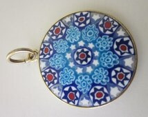 Venetian Glass Pendant. Antica Murrina Veneziana