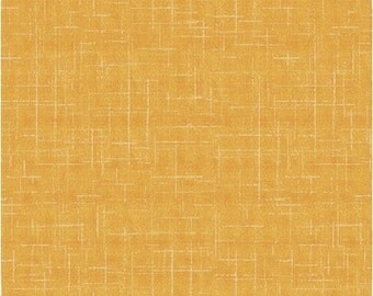 One Yard Farm Stand - Texture in Yellow - Cotton Quilt Fabric - by Whistler Studios for Windham Fabrics - 38913-2 (W2676)