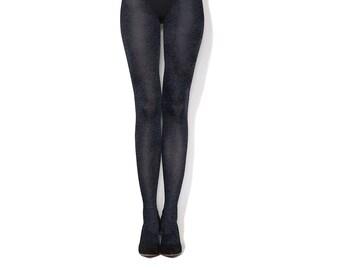 Melange classic tights