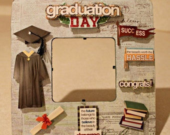 Graduation Day  Picture frame