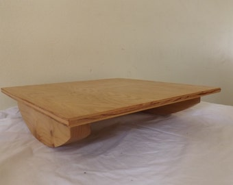 Made from finish grade plywood, This Balance board will help you build your core muscles and look great.