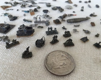 Worlds smallest Antique play set
