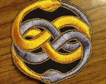The Auryn patch: The Neverending Story
