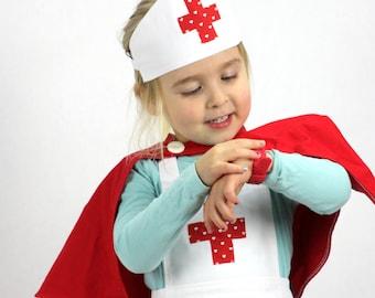 The Nurse - Handmade Children's Costume