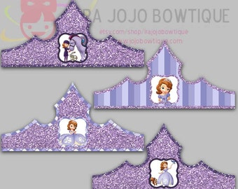 sofia the first crown template - unavailable listing on etsy
